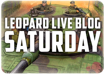 Leopard Live Blog – Saturday