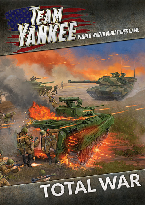 Team Yankee Total War