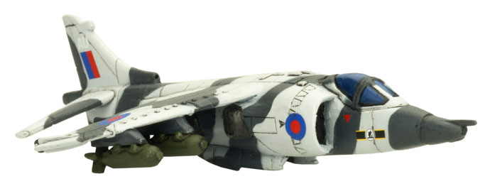 Harrier Close Air Support Flight (TBBX09)