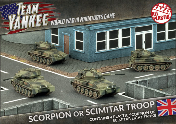 Fog Of War Video Review: Scorpion or Scimitar Troop