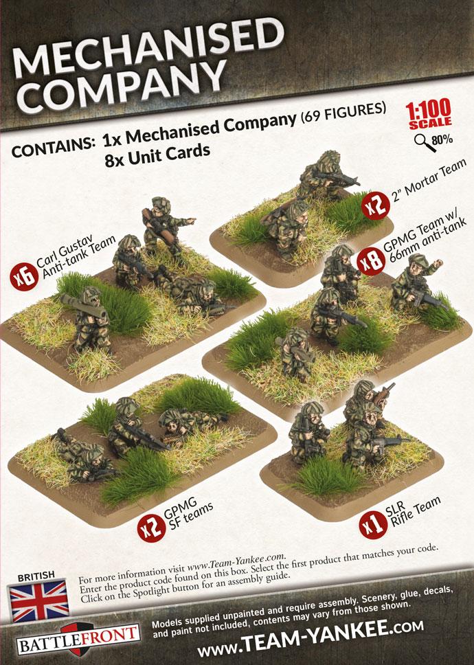 Mechanised Comapny (TBBX10)