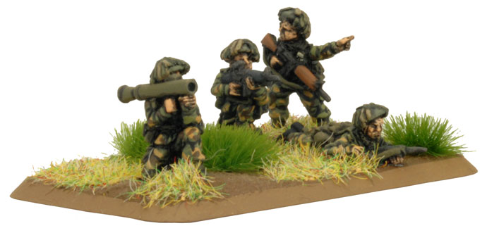 Mechanised Platoon (TBR702)