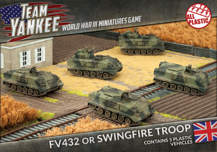 FV432 or Swingfire Platoon (TBBX02)