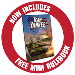 Team Yankee Mini Rulebook