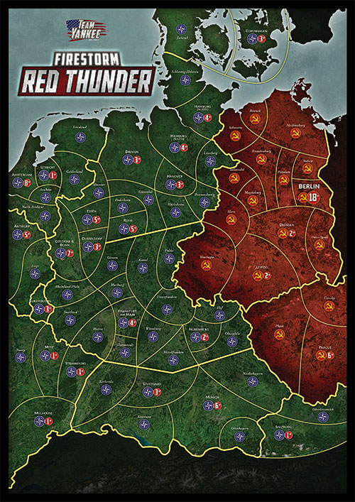 Firestorm Red Thunder