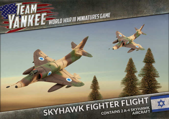 Skyhawk Fighter Flight (TIBX08)