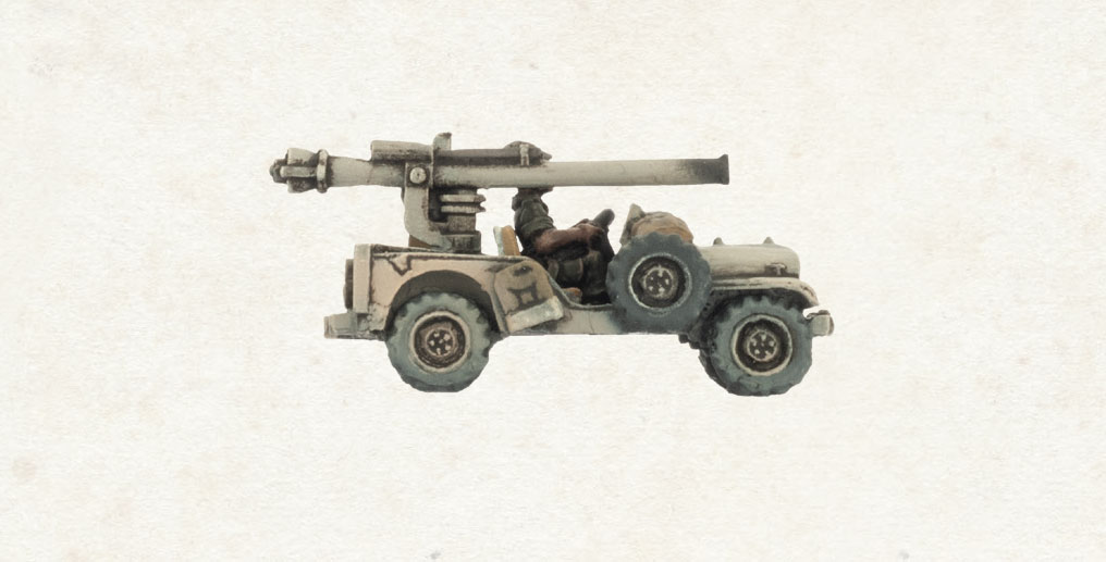 Anti-tank Jeep Group (TIR120)