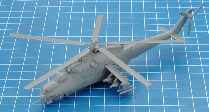Mi-24 Hind (x2) (TSBX04)