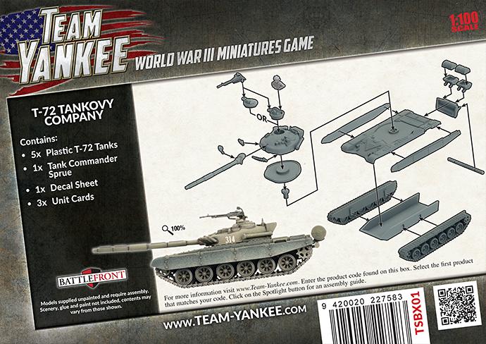 T-72 Tankovy Company (TSBX01)