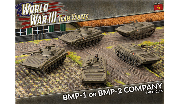 BMP 1/2 Company (x5) (TUBX02)