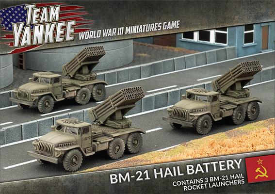 BM-21 Hail Battery (TSBX08)