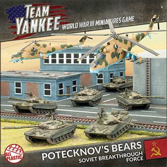 Potecknov's Bears - Soviet Breakthrough Force