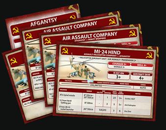 Afgantsy Card Pack