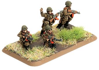 Motor Rifle Platoon (TSU702)