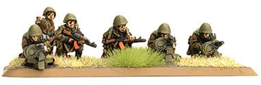 Afgantsy Heavy Weapons (TSU726)