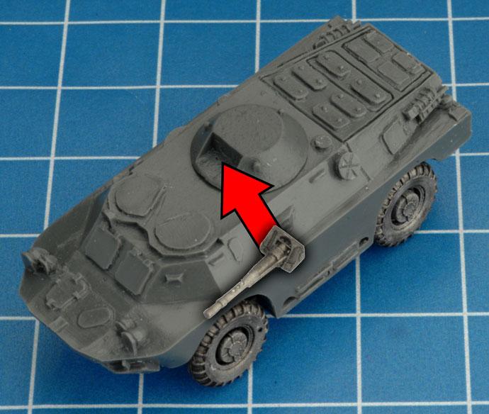 BRDM-2 Recon Platoon (TSBX10)