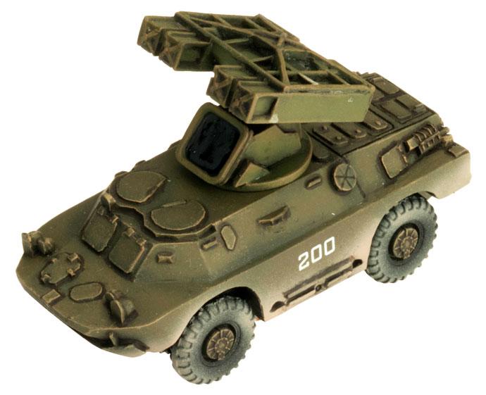 SA-9 Gaskin SAM Platoon (TSBX12)