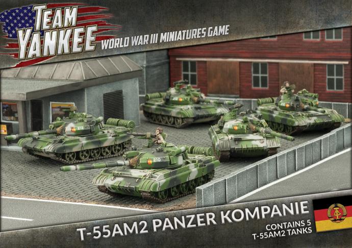 T-55AM2 Panzer Kompanie (TEBX01)