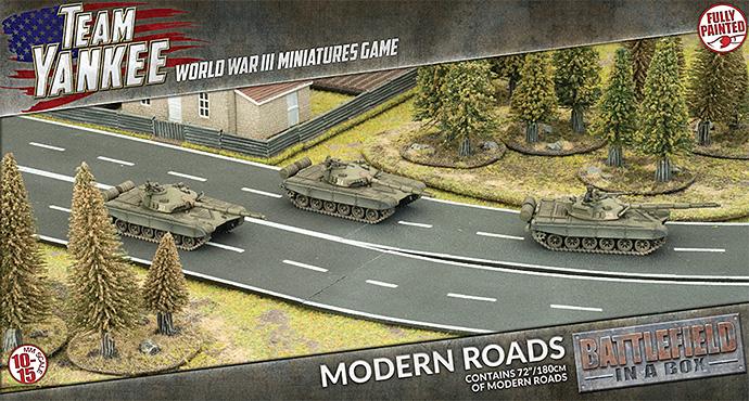 Modern Roads (BB188)