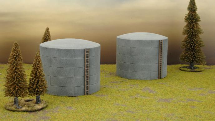 Oil Tanks (BB190)