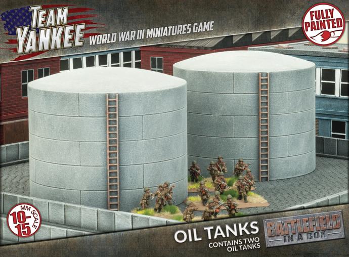 Oil Tank (BB190)