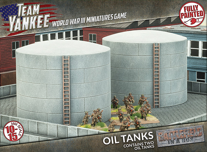Oil Tanks (BB190)