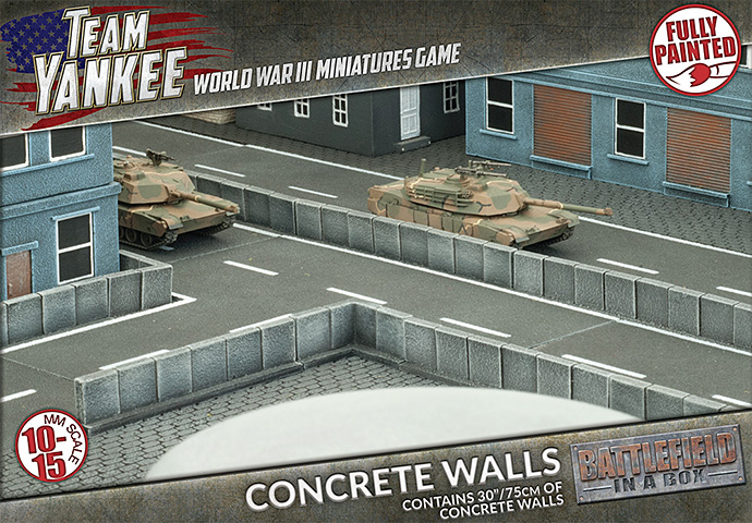 Concrete Walls (BB191)