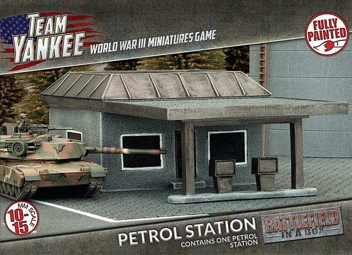 Petrol Station (BB193)