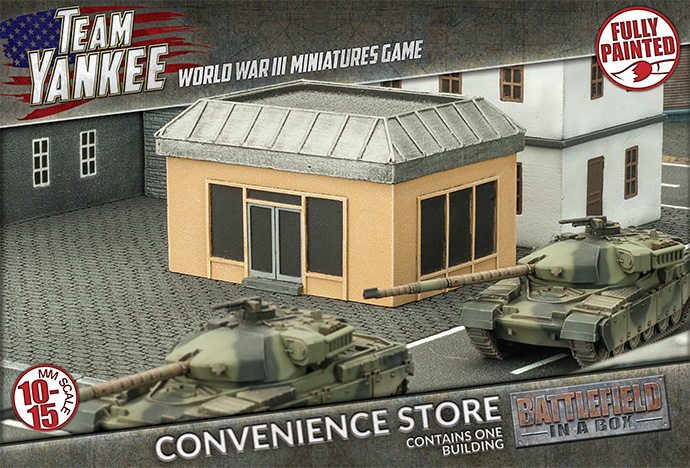Convenience Store (BB210)