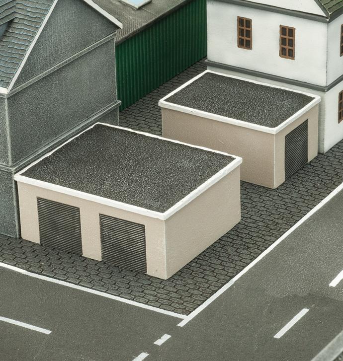 Automobile Garages (BB211)