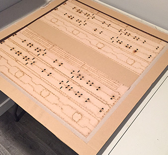 Shawn Morris builds a Team Yankee table