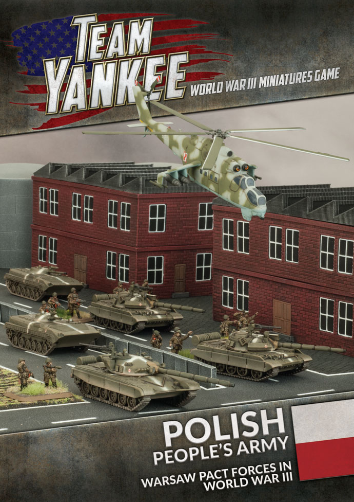 Polish People's Army: Bringing the Poles to Team Yankee