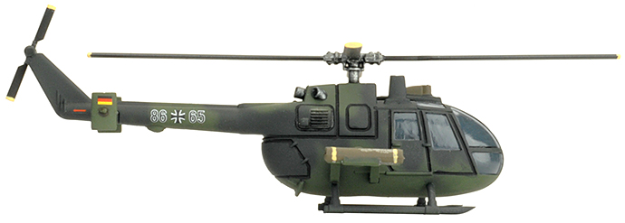 BO-105 Anti-tank Helicopter Flight (TGBX12)