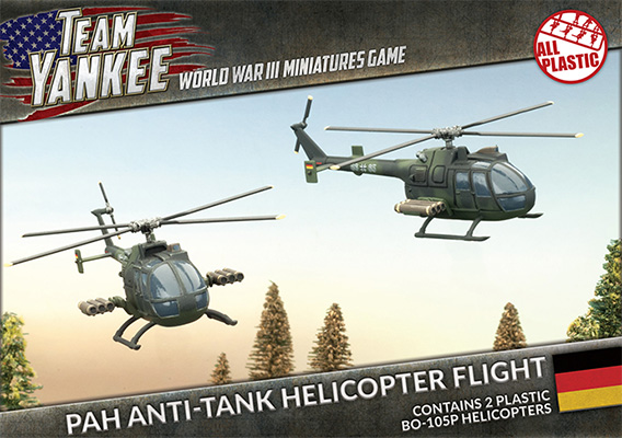 PAH Anti-tank Helicopter Flight (TGBX12)