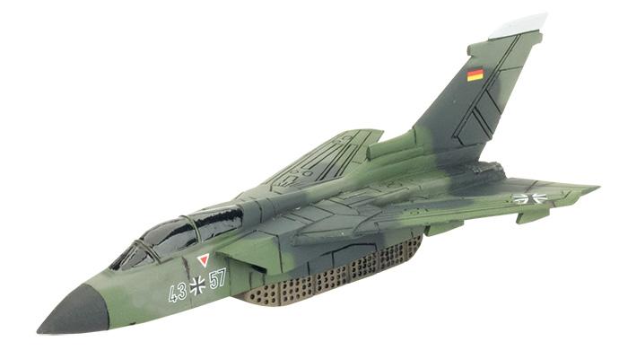 Tornado strike aircraft