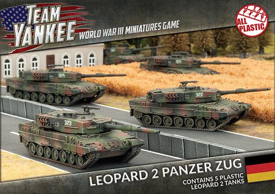 Leopard 2 Panzer Zug (TGBX01)