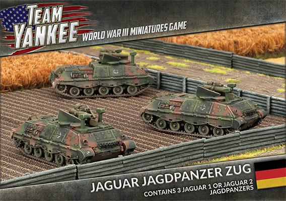 Jaguar Jagdpanzer Zug (TGBX04)