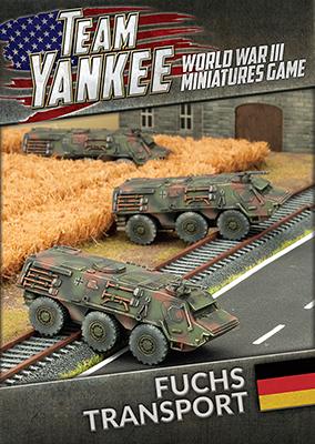 Fuchs Transportpanzer (TGBX06)