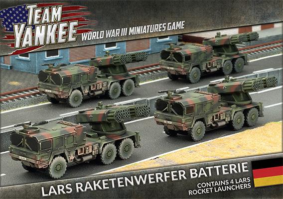 LARS Rakatenwerfer Batterie (TGBX11)