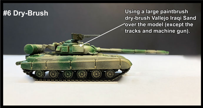 Painting Soviet Armour for WWIII: Team Yankee