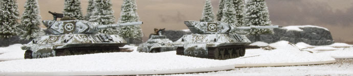 Battlefield in a Box: Snowdrifts (BB147)
