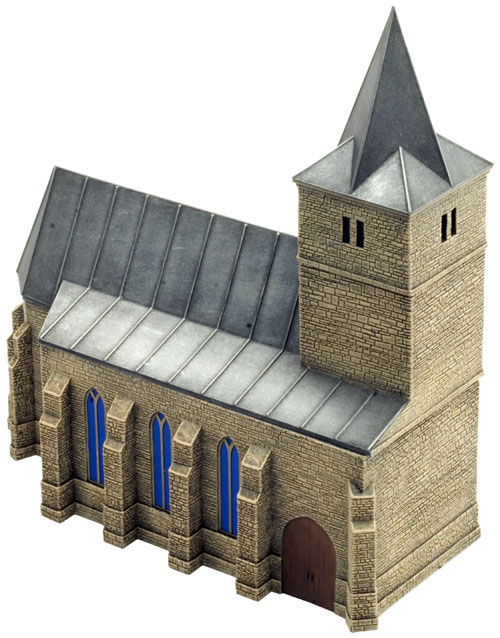 Bastogne Church (BB150)