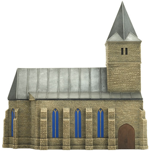 Bastogne Church