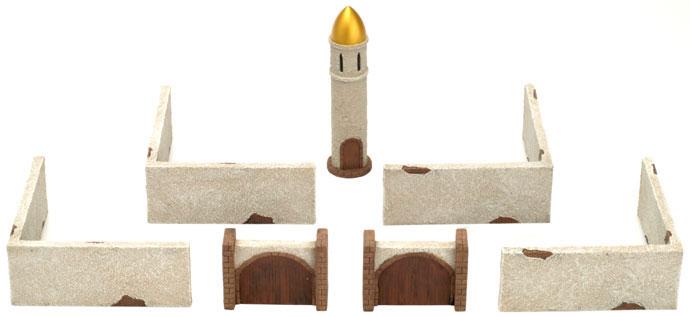 Mosque Walls (BB179)