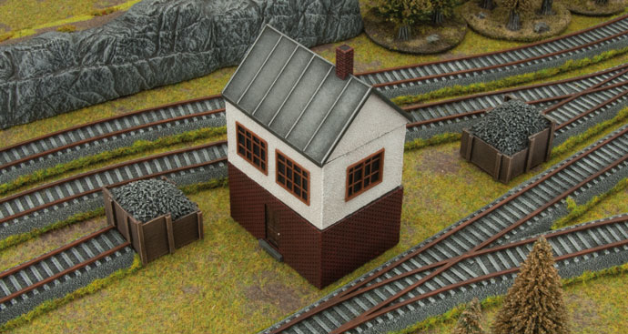 Train Tracks Expansion (BB185)