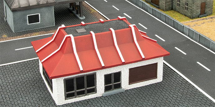 Fast Food Restaurant (BB207)