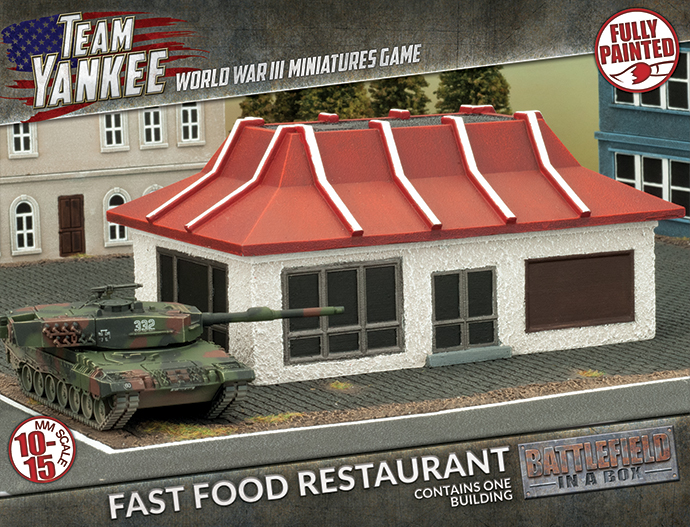 Fast Food Restaurant (BB207)