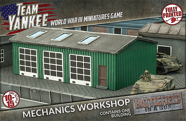 Mechanics Workshop (BB209)