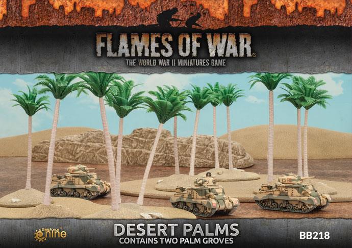 Desert Palms (BB218)
