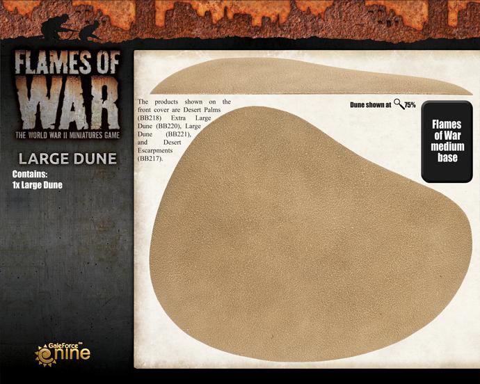 Large Dune (BB221)